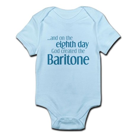 Baritone Creation Infant Bodysuit