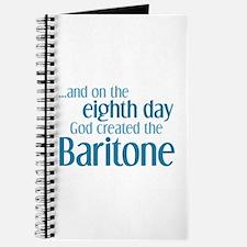 Baritone Creation Journal