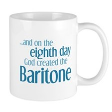 Baritone Creation Small Mug