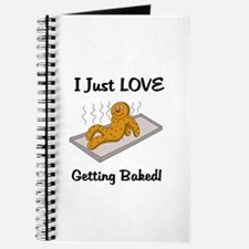 Love Getting Baked Journal
