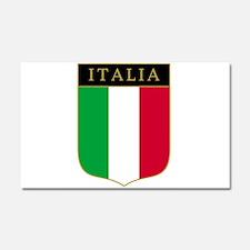 Italia Car Magnet 20 x 12