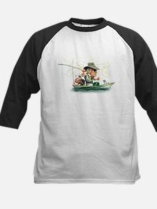 Cute Love fishing Tee