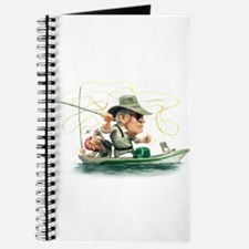 Cute Fishermans fly Journal