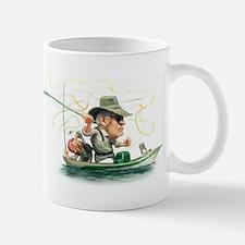 Funny Canal fish Mug