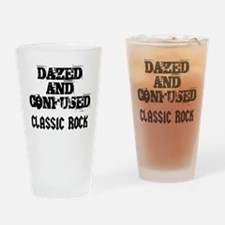 Cute Led zepplin rock and roll Drinking Glass