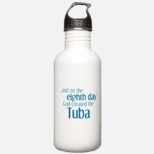 Tuba Creation Water Bottle