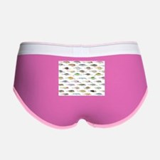 Cute Fish Women's Boy Brief