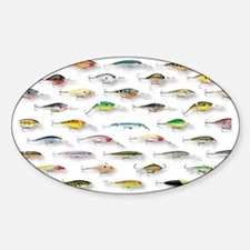Cute Fish Decal
