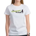 The Unexpected Pit Bull Women's T-Shirt