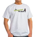 The Unexpected Pit Bull Light T-Shirt