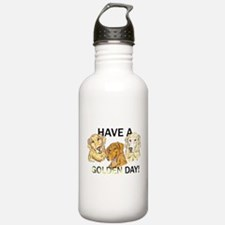 Golden Day Water Bottle