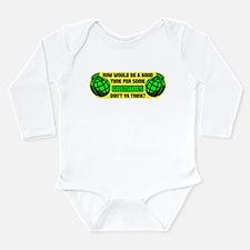 Good time for GRENADES Long Sleeve Infant Bodysuit