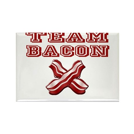 TEAM BACON Rectangle Magnet (100 pack)