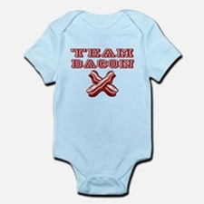 TEAM BACON Infant Bodysuit