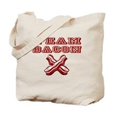 TEAM BACON Tote Bag