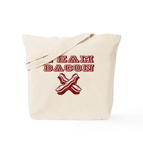 TEAM BACON Tote Bag