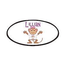 Little Monkey Lillian Patches