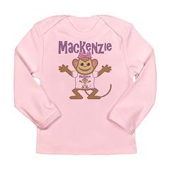 Little Monkey Mackenzie Long Sleeve Infant T-Shirt