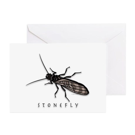 Stonefly Greeting Cards (Pk of 10)