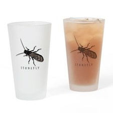 Stonefly Drinking Glass