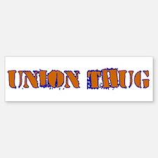 Original Union Thug Sticker (Bumper)