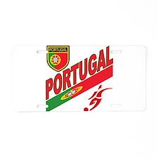 Portugal soccer Aluminum License Plate