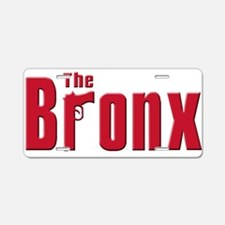 The Bronx,New York Aluminum License Plate