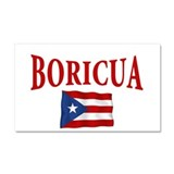"Puerto rico flag 12"" x 20"""