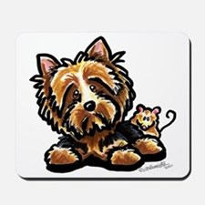 Norwich Terrier Cartoon Mousepad