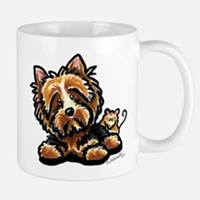 Norwich Terrier Cartoon Mug