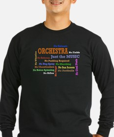 Orchestra-Just the Music T
