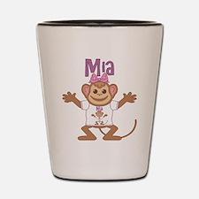 Little Monkey Mia Shot Glass