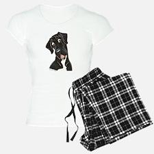 Happy N B&W Pajamas