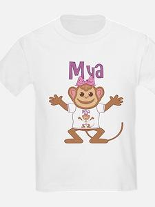 Little Monkey Mya T-Shirt