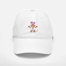 Little Monkey Mya Baseball Baseball Cap