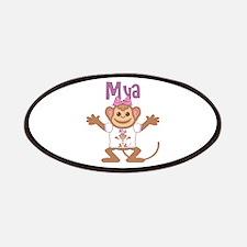 Little Monkey Mya Patches