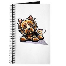 Norwich Terrier Cartoon Journal