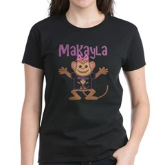Little Monkey Makayla Tee