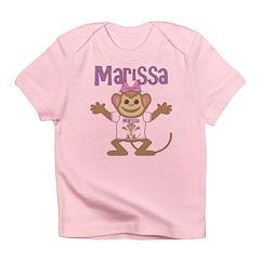 Little Monkey Marissa Infant T-Shirt
