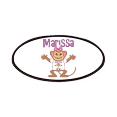 Little Monkey Marissa Patches