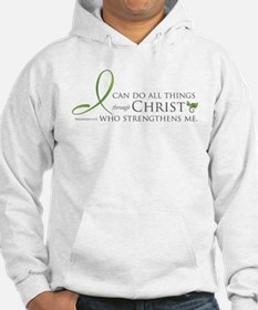I can do all things through Christ Jumper Hoody