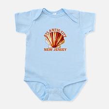 Atlantic City, New Jersey Infant Bodysuit