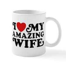 I Love My Amazing Wife Mug