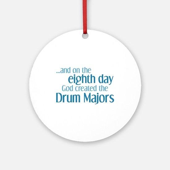 Drum Major Creation Ornament (Round)