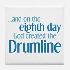 Drumline Creation Tile Coaster