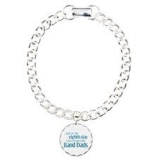 Band Dad Creation Charm Bracelet, One Charm