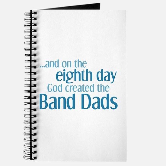 Band Dad Creation Journal