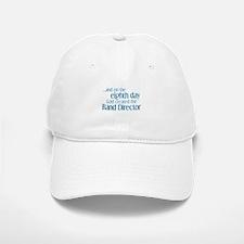 Band Director Creation Baseball Baseball Cap