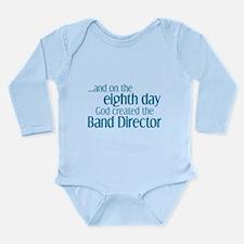 Band Director Creation Long Sleeve Infant Bodysuit
