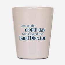 Band Director Creation Shot Glass
